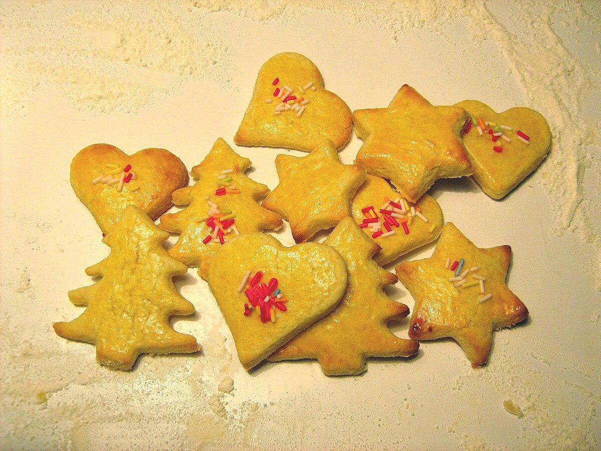 Deutsche Weihnachtsplätzchen.Weihnachtsplätzchen Wiktionary