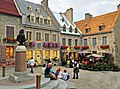 Place Royale in Old Quebec at Quebec City, Canada - panoramio.jpg