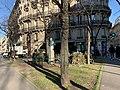 Place de l'Uruguay (Paris), janvier 2020.jpg