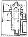 Plan de l'eglise abbatiale Saint Pére en Valée.png