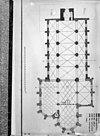plattegrond naar een reproductie uit hoefer, aantekeningen betreffende de kerk te hattem - hattem - 20103130 - rce