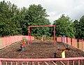 Playground - Jackroyd Lane, Upper Hopton - geograph.org.uk - 889687.jpg