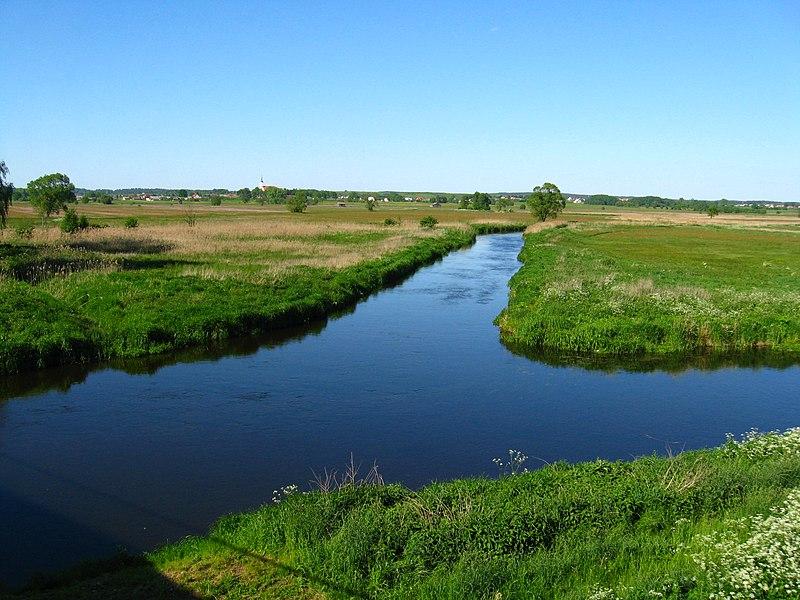 File:Podlaskie - Choroszcz - Suprasl river and Biala river confluence - bdg DK65 near Dzikie.JPG