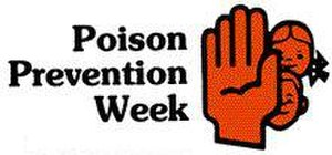 National Poison Prevention Week - The National Poison Prevention Week logo.