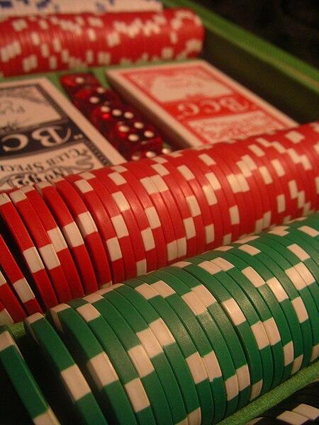 Poker från Wikipedia
