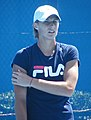 Polona Hercog at NSW Tennis Open 2010.jpg