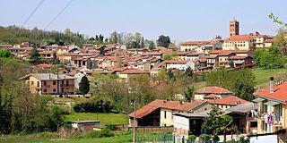 Pomaro Monferrato Comune in Piedmont, Italy