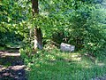 Pomník Antonína Kuchaříka v Rájci na okraji lesa (Q72739641) 02.jpg
