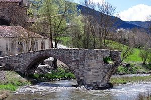 Vilaller - Old bridge of Vilaller