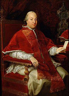 Image du pape Pie VI