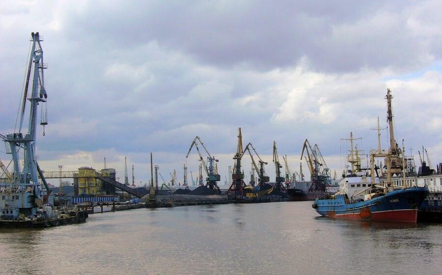 Port of Kaliningrad