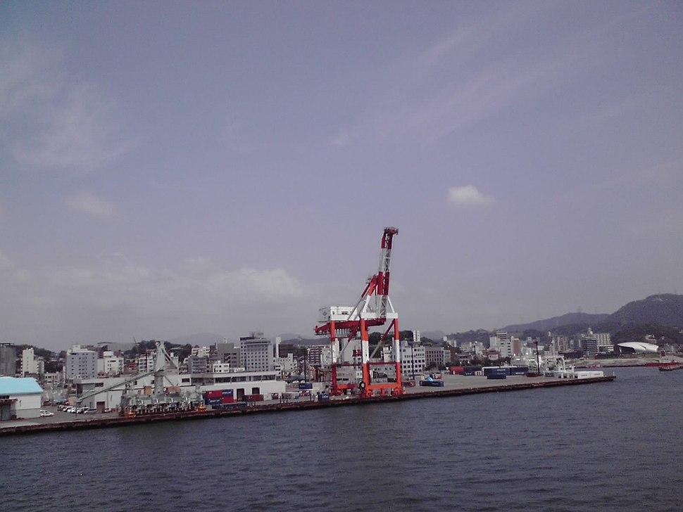 Port of shimonoseki