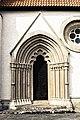 Portal sur do coro da igrexa de Rone.jpg