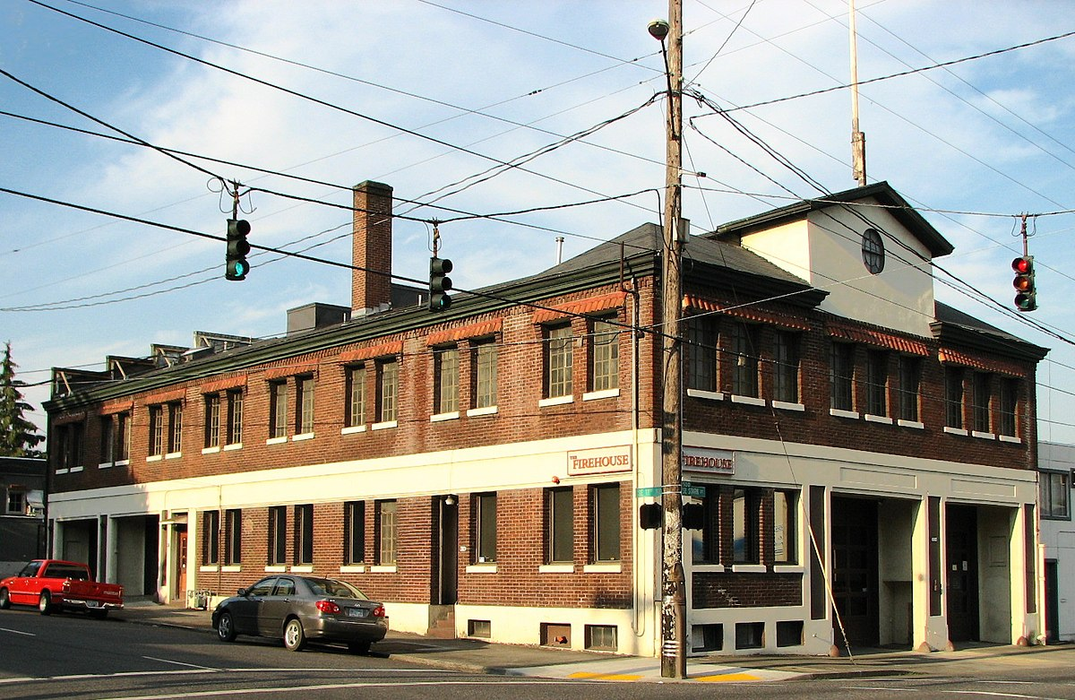 Portland Fire Station No 7 Wikipedia