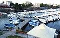 Porto turistico di Ognina Catania - Gommoni e Barche - Creative Commons by gnuckx - panoramio (21).jpg