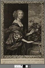 Dorothea. Comitissa de Svnderland