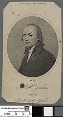 Mr. Willm. Jenkins, aged 29