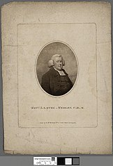 Revd. Samuel Medley, V.D.M