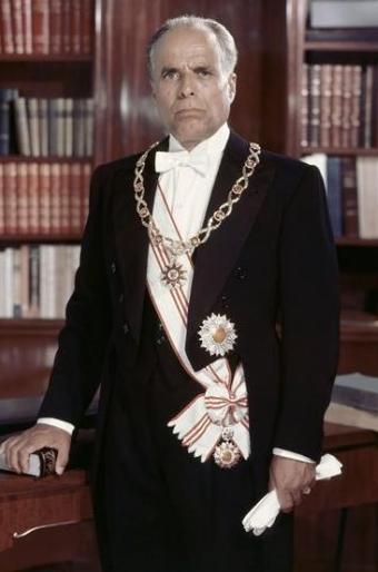 Portrait officiel de Habib Bourguiba