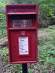 Post Box GU27 15D, Marley Lane, Linchmere, Haslemere, West Sussex.jpg