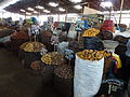 Potatoes, potatoes and more potatoes in the Huancayo market (7270899758).jpg