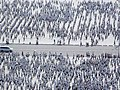 Practising a torch march on Kim il-sung square 05.JPG