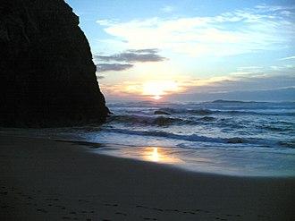 """Praia da Adraga - Sunset at """"Praia da Adraga"""""""