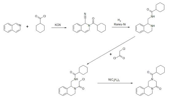 Praziquantel synthesis 01.PNG