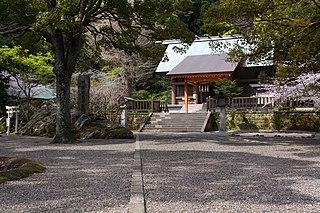 Awa Shrine Shinto shrine in Chiba Prefecture, Japan