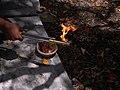 Preparing to melt gold + copper (3634763568).jpg