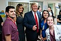 President Trump and the First Lady in El Paso, Texas (48490970391).jpg