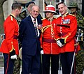 Prince Philip as Colonel-in-Chief of the Royal Canadian Regiment.jpg