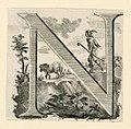 Print, Figural Letter N, ca. 1740 (CH 18571287).jpg
