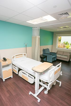 Health City Cayman Islands - Private Patient Room