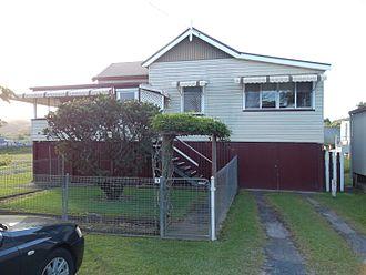 Billinudgel, New South Wales - Image: Private residence, Wilfred Street, Billinudgel 2014