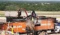 Processing debris from the Joplin tornado (5884694527).jpg