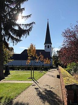 Prot. Kirche Beindersheim