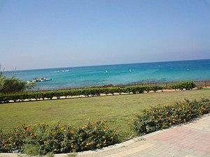 Paralimni - Seaside gardens in Protaras