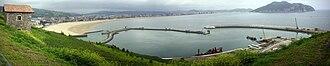 Laredo, Cantabria - Image: Puerto de Laredo Mayo 2009