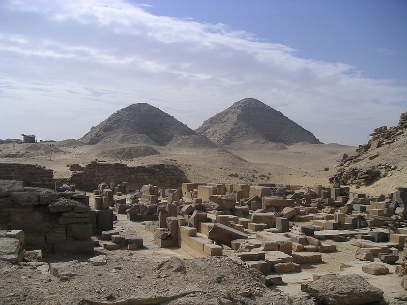 File:Pyramides d'Abousir.JPG