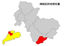 Qingcheng map2005.jpg