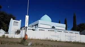 Islam in Namibia - Quba Mosque in Windhoek