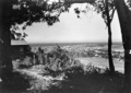 Queensland State Archives 1942 Coolangatta and Tweed Heads from Razorback c 1934.png