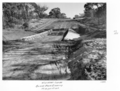 Queensland State Archives 4434 Wandoan Lands raised stone crossing Mount Organ Creek 1952.png
