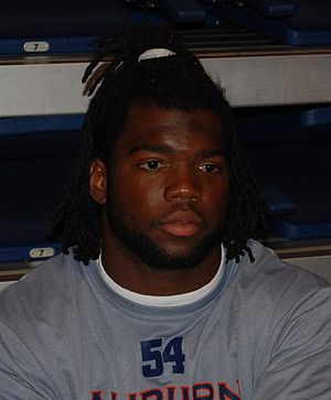 2007 Auburn Tigers football team - Defensive leader Quentin Groves