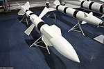 R-27R medium-to-long-range air-to-air missile in Park Patriot 01.jpg