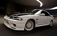 R33 Skyline GTST series 2 coupe.