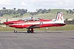 RAAF (A23-027) Pilatus PC-9A taxiing at Wagga Wagga Airport.jpg