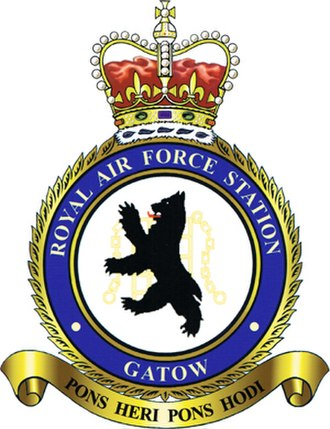 RAF Gatow - Station badge
