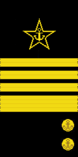 History of Russian military ranks - Image: RAF N F8 Admiral sleeve